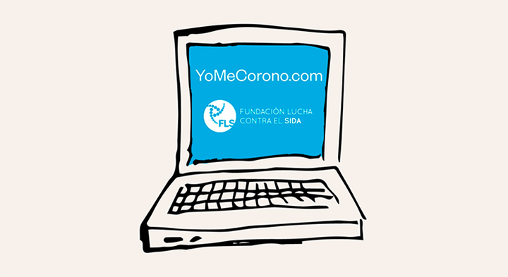 Our team joins the #YoMeCorono initiative