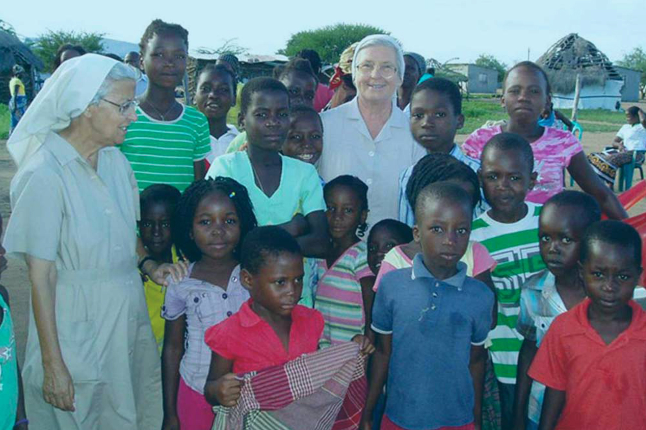 International solidarity project in Mozambique