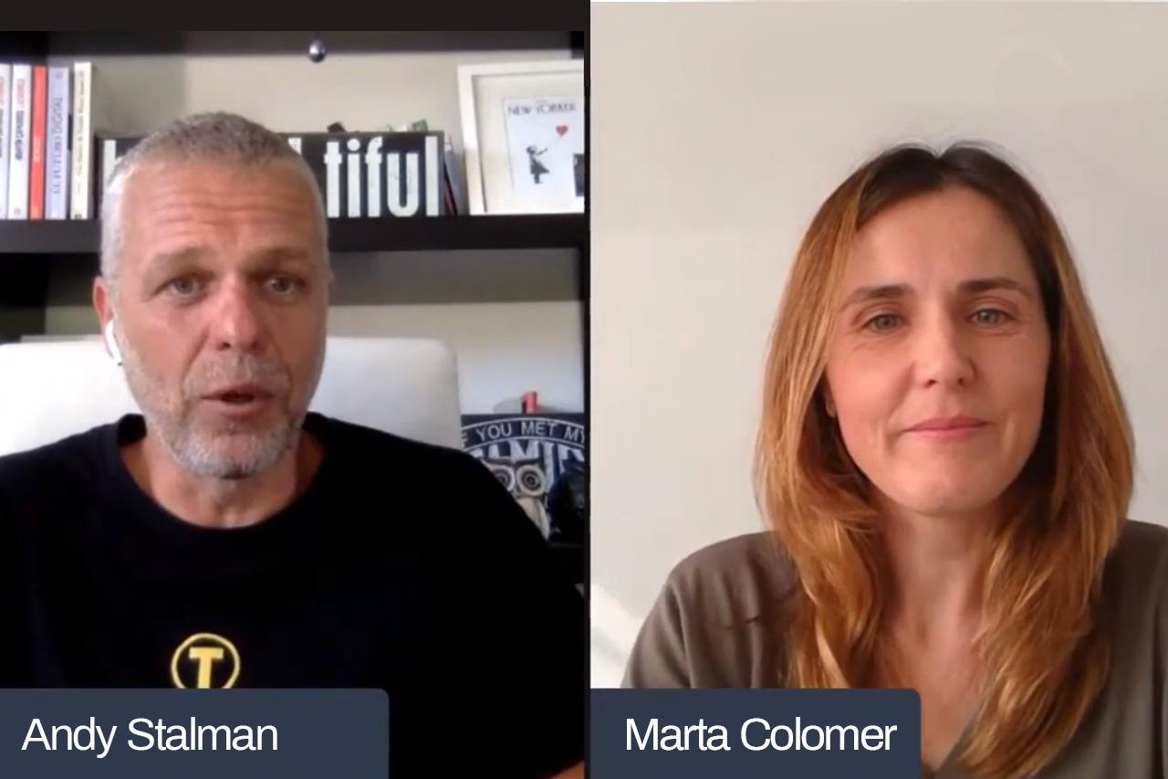 Eurofirms Group, en el ciclo de conversaciones con Andy Stalman