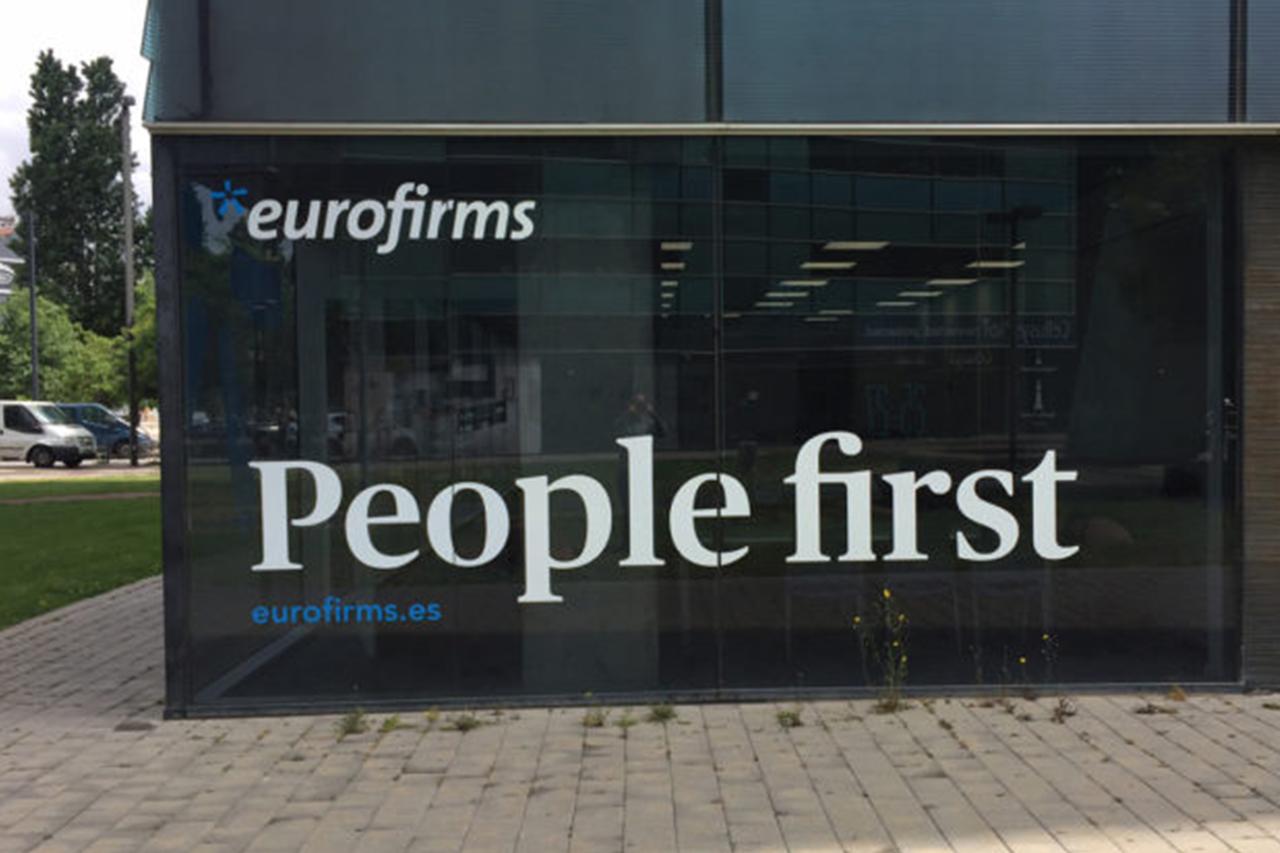 Eurofirms Group a eu un chiffre d'affaires de 437 M€ en 2019 et s'est développée de plus de 13%